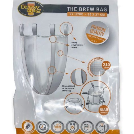 brew bag - sac de brassage