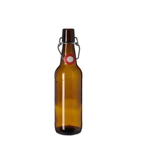 bouteille à bouchon mécanique