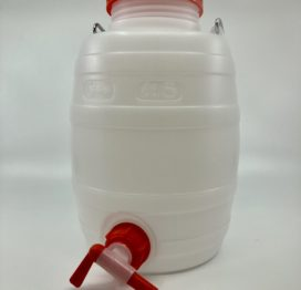 Fût de fermentation