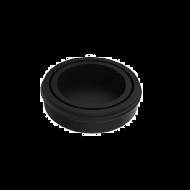 Filter silicone cap