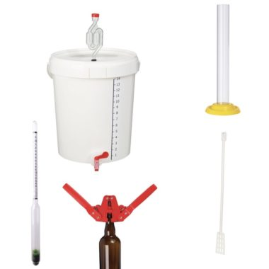 kit de brassage matériel