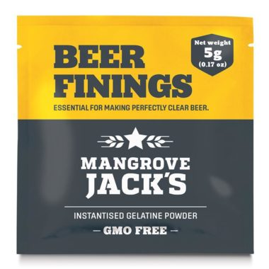 beer finings